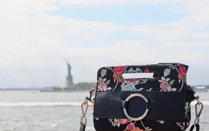 &bag naomi fleur in new york